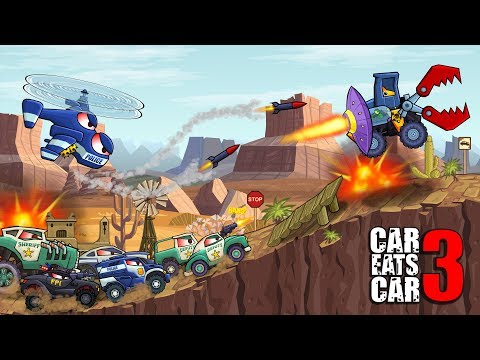 Car Eats Car 3 – Racing Game 1