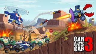 Car Eats Car 3 - Official Game Trailer