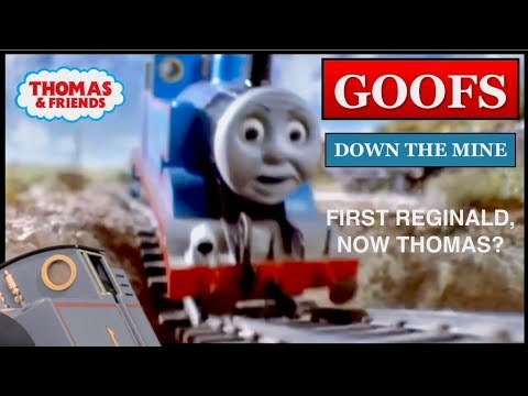 Goofs Found In Down The Mine (First Reginald, Now Thomas?)
