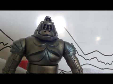 Fan Film: MechaGodzilla vs Mechani-Kong...