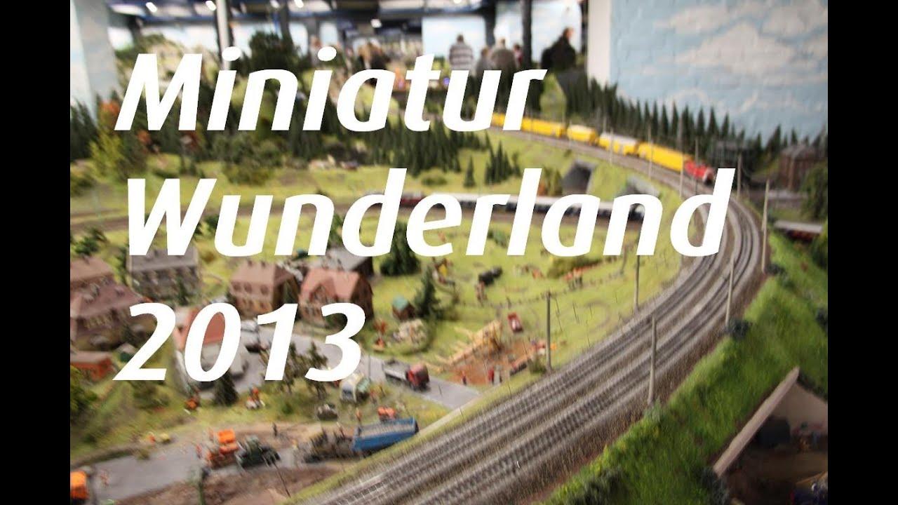 Miniatur Wunderland Videos