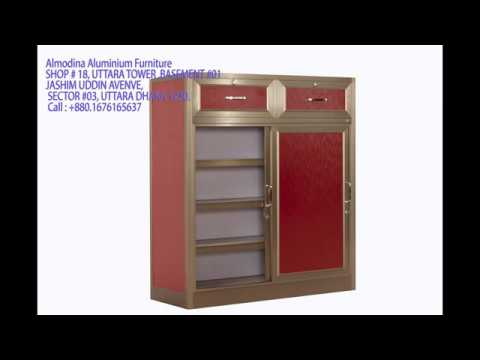 Aluminum Kitchen Cabinet In Bangladesh Youtube