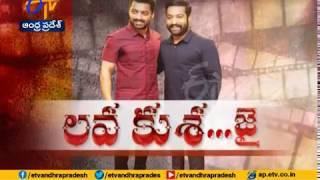 Jr NTR and Kalyan Ram Interview on Jai Lava Kusa