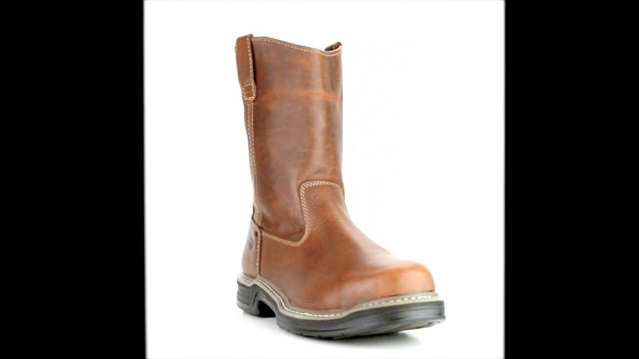 9d3bc56488d Men's Wolverine W02427 Steel Toe Wellington Work Boot @ Steel-Toe-Shoes.com