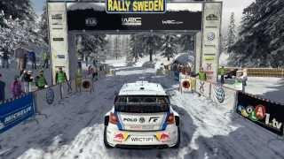 WRC 4 FIA World Rally Championship SWEDEN [HD] ITA