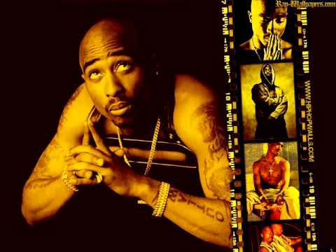2Pac Ft. Outlawz - Baby Don't Cry (Keep Ya Head Up II) (Trackmaster's Remix)