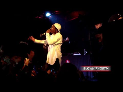 "A$AP ROCKY  ""ANGELS"" x ""FASHION KILLA"" LIVE @ SCION A/V SHOW: BLOWHIPHOPTV.COM"