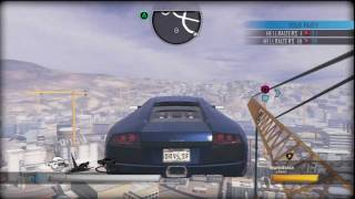 Driver San Francisco Massive Out Of  Map Glitch New Tutorial