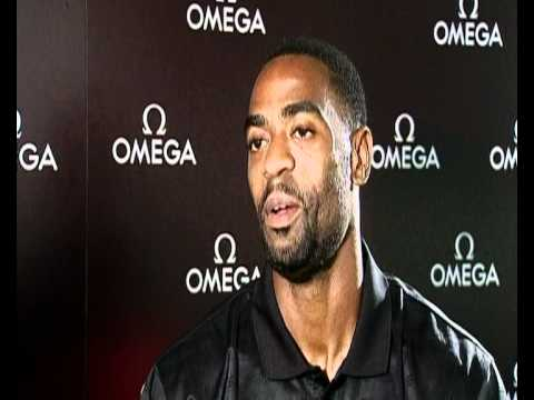 Tyson Gay interview on rivalry