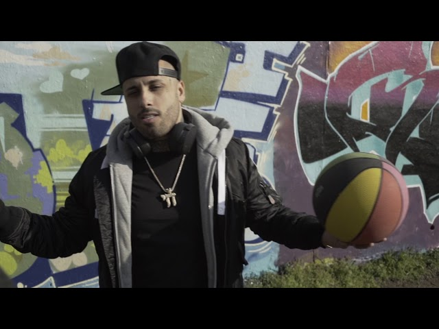 Nicky Jam - Sony wireless Headphones XB950