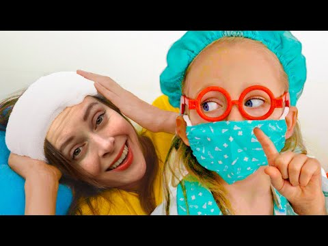 Doctor Song For Kids | Kids Song By Maya And Mary