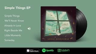Akshay Nandakumar - Simple Things (Official EP Stream)