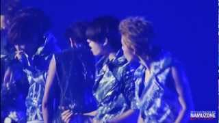 [FANCAM] 2nd Invasion Encore 120401 1/3 Woo Hyun (1)