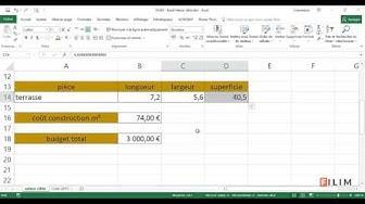Excel   Valeur Cible