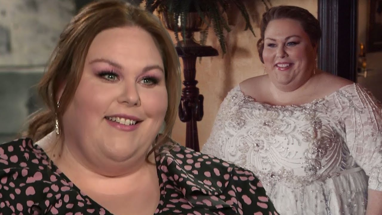 Download Chrissy Metz REACTS to This Is Us Finale Wedding Shocker (Exclusive)