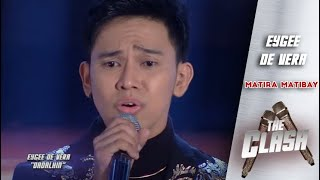 Eygee De Vera brings his A-game with 'Dadalhin' | The Clash Season 3