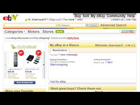 eBay Training Videos - Why You Should Have Multiple eBay Accounts - Video 17
