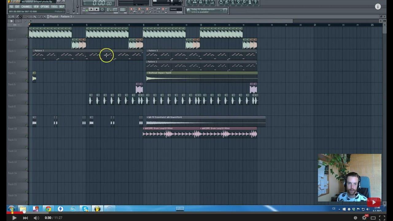 How to EDM: Delayed Drop Plucks & Fat Synth FL Studio