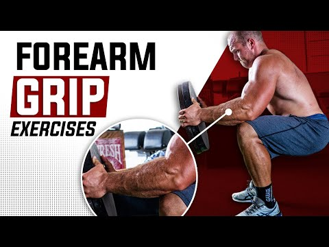How to Grow Massive Forearms | 5 Exercises for a Huge Pump