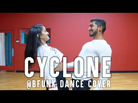 CYCLONE | @BFUNK DANCE COVER | JAZ DHAMI | #BHANGRAFUNKDANCE
