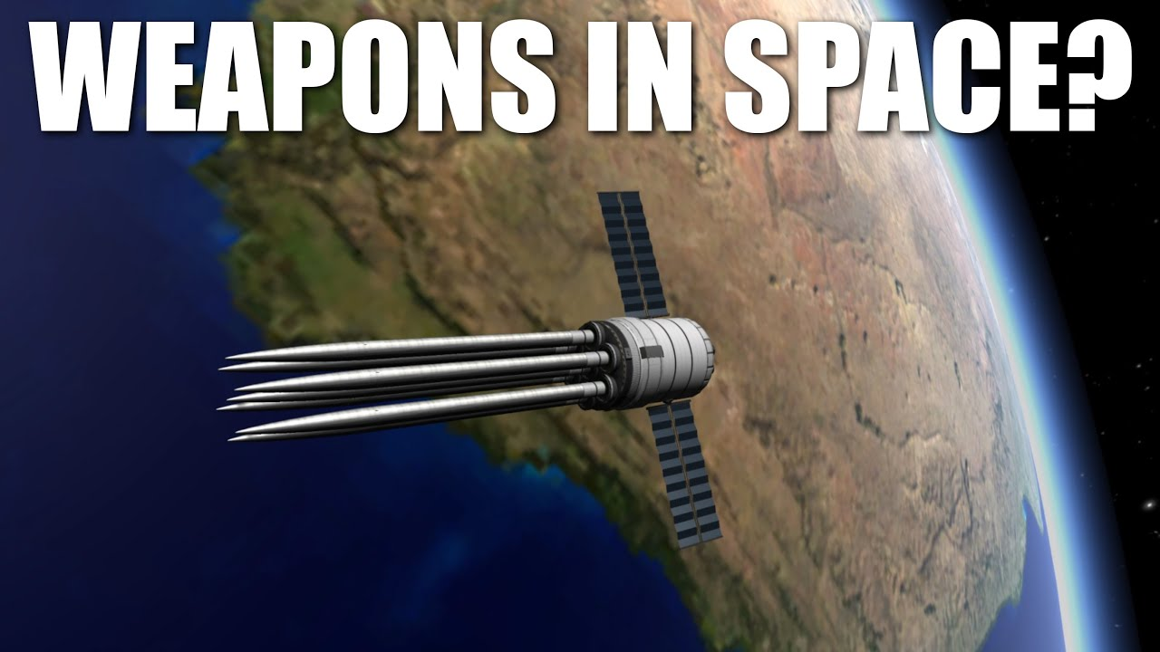 Are there Weapons in Space? Future of Space