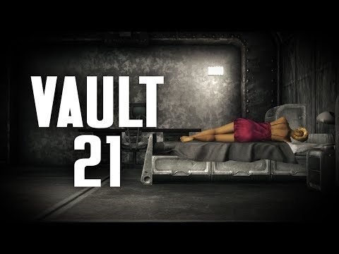 Vault 21: What Happened Here was a Crime - Fallout New Vegas