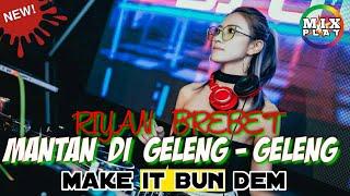 Gambar cover DJ MANTAN DI GELENG - GELENG TERBARU