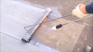 Ремонт кровли гаражей(, 2015-09-20T14:31:45.000Z)