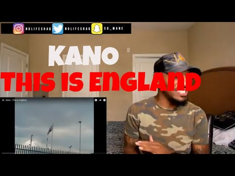 Kano - This Is England |  American REACTION
