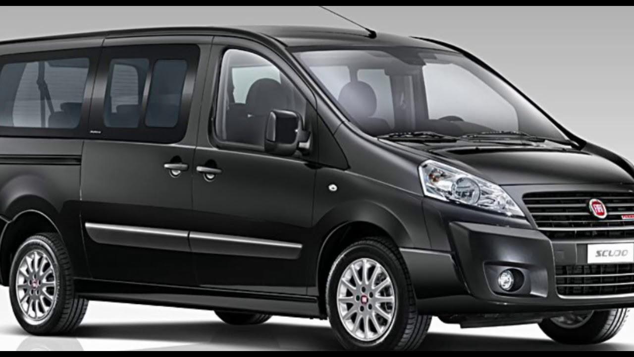 fiat scudo commercial vans pickups upgrades 2018 youtube. Black Bedroom Furniture Sets. Home Design Ideas