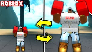 ROBLOX BOXING SIMULATOR 2