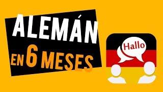 MI EXPERIENCIA: ¿Cómo aprender a hablar ALEMÁN en 6 MESES...