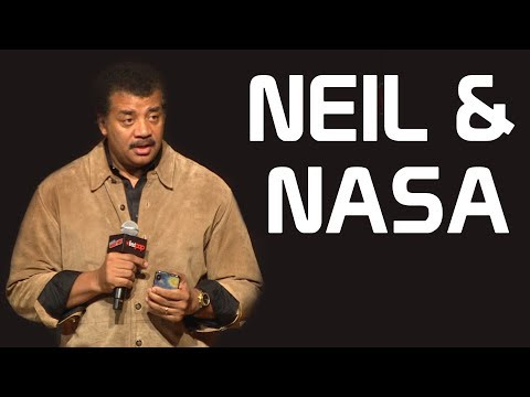 Neil deGrasse Tyson's Birthday Message to NASA