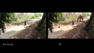 Temple Run 2 Lost Jungle In Real life 2018 | VFX Breakdown