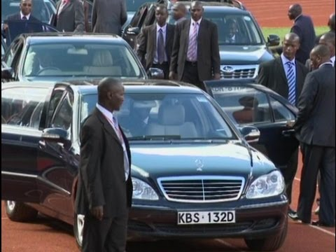 More VIP protection for Kenyan politicians