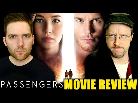 Passengers – Movie Review w/ Doug Walker