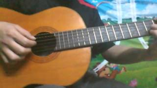 chi con lai tinh yeu guitar