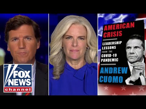 Janice Dean shreds Cuomo's new pandemic book on 'Tucker Carlson Tonight'