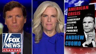 Janice Dean shreds Cuomo's new pandemic book on 'Tucker Carlson Tonight'