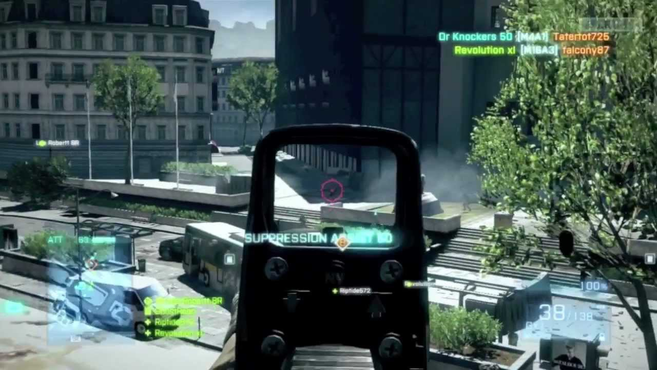 Battlefield 3 Multiplayer Gameplay LIVE Online #2 - Real ...