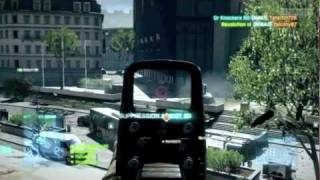 Battlefield 3 Multiplayer Gameplay LIVE Online #2 - Real BF3 Gameplay w/ Commentary (XBOX360/PS3/PC)
