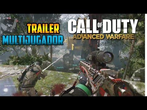Analisis! Call of Duty: Advanced Warfare - Modo Multijugador!