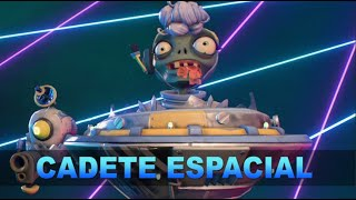 ¡CADETE ESPACIAL! - Plants vs Zombies: Battle for Neighborville