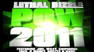 Lethal Bizzle Feat. Grime All Stars - POW 2011 (OFFICIAL Big Beat Productions Remix - Full Length)