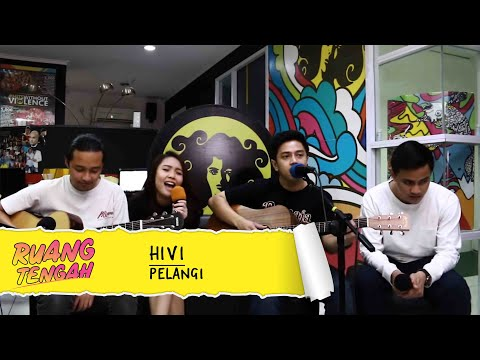 HIVI! - Pelangi (LIVE) at Ruang Tengah Prambors