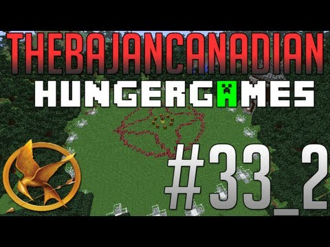 Minecraft: Hunger Games w/Mitch! Game 33 Pt. 2 - The Great Chase!