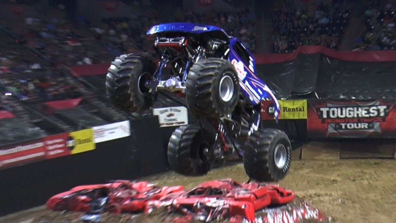 BIGFOOT 4x4 Technology: Monster Truck Tires & Engineering Wheels for  High-Flying Action