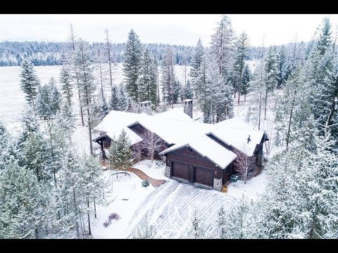 Mountain Modern Home In Whitefish, Montana | Sotheby's International Realty