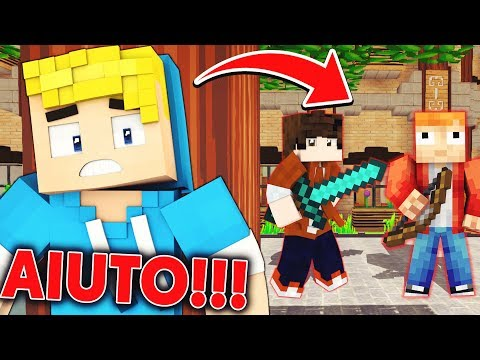 SPANCIO E SENSE VOGLIONO... - Minecraft ITA Roleplay - Hide and Seek