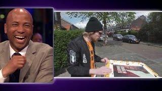 StukTV maakt taart voor 'koning Humberto' - RTL LATE NIGHT